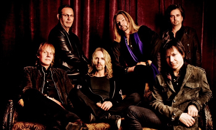 STYX  - The Palace Theater: STYX on February 18 at 7:30 p.m.