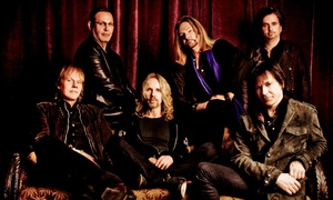 STYX : STYX on February 18 at 7:30 p.m.