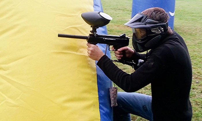 Adventure Sports Park - Virginia Beach: All-Day Paintball Packages for One, Two, or Four at Adventure Sports Park (Up to 59% Off)