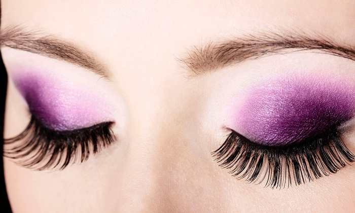 Harmony Beauty Spa - Multiple Locations: Faux Mink Eyelash Extensions with Optional Two-Week Touch-Up at Harmony Beauty Spa (Up to 64% Off)
