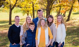 The Larken Photo & Video Co.: 45-Minute Family Photo Shoot from The Larken Photo & Video Co. (80% Off)