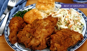 Mama's Daughters' Diner: $11 for $20 Worth of Homestyle Comfort Food at Mama's Daughters' Diner