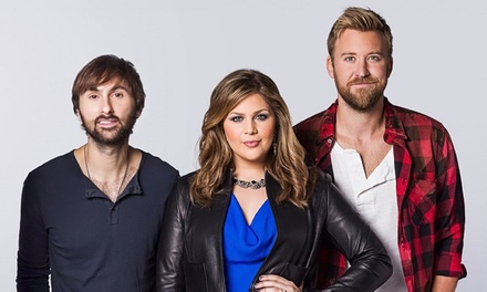 Lady Antebellum with Hunter Hayes and Sam Hunt at The Cynthia Woods Mitchell Pavilion on May 3 (Up to 39% Off)