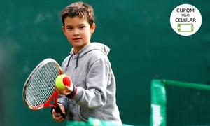 Pavão Tennis & Academia: 1, 3 ou 6 meses de aulas de tênis adulto ou infantil na Pavão Tennis & Academia – Santo André