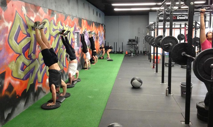 CrossFit Seekonk - Seekonk: 10 CrossFit Classes with Optional Three On-Ramp Classes at CrossFit Seekonk (Up to 75% Off)