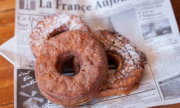 Pandor Bakery and Cafe - Multiple Locations: French Food at Pandor Bakery and Cafe (Up to 45% Off). Two Options Available.