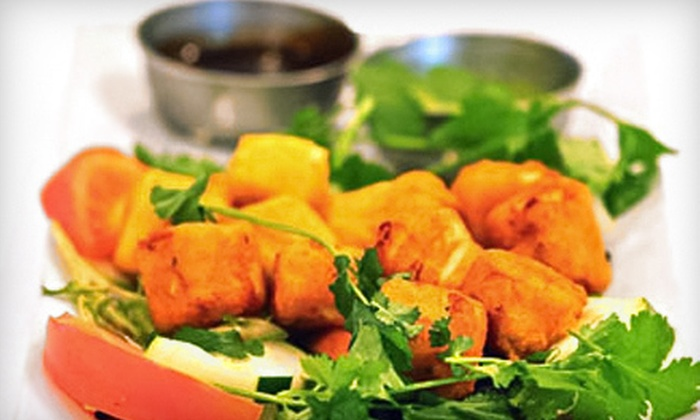 Shangri-La  - Bethesda: $10 for $20 Worth of Indian and Nepalese Fare at Shangri-La in Bethesda