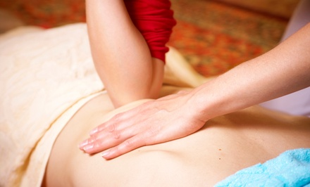 60-Minute Aromatherapy Massage at Happy Foot Spa (Up to Half Off). Six Options Available