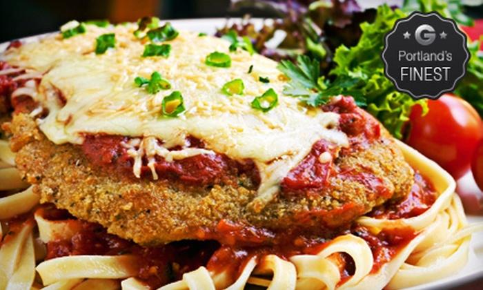 Siano's - Deering Center: $10 for $20 Worth of Italian Fare at Siano's