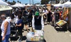 Treasure Island Flea - Treasure Island: Single-Day Admission for Two or Four with Two or Four Beverages to Treasure Island Flea (Up to 55% Off)