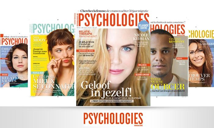 Abonnement magazine psychologies psychologies magazine for Abonnement psychologie magazine