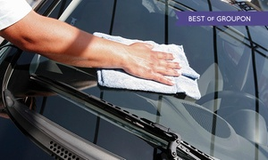 Lodi Hand Wash & Mobil 1 Lube Express: One Wash with Optional Oil Change and Wax at Lodi Hand Wash & Mobil 1 Lube Express (Up to 49% Off)