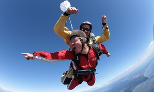 Taupo Tandem Skydiving: Skydive Experience - 9,000ft ($199), 12,000ft ($279) or 15,000ft ($359) with Taupo Tandem Skydiving