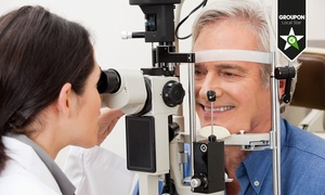 Miopia Laser: Check up oculistico più controllo successivo del tono oculare. Valido in 2 sedi