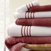 100% Cotton Quick-Dry Towel Set (6-Piece)