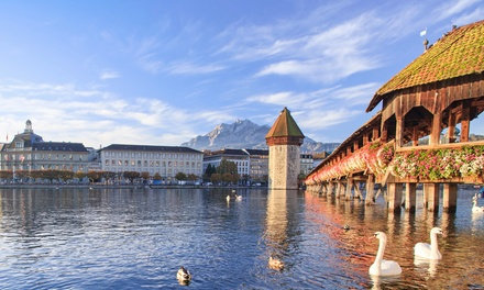 ✈ Germany, Switzerland, and Austria Tour w/Air. Price per Person Based on Double Occupancy (Buy 1 Groupon/Person).