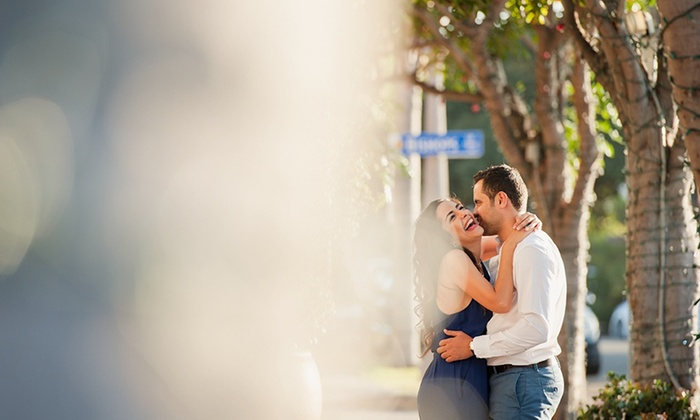 Victor Villodre Photography - San Diego: $106 for an Engagement Shoot with Wardrobe Change and Images - Victor Villodre Photography ($425 value)