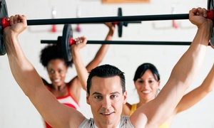 Simply Fit: 5 or 10 Group Fitness Classes or 4 Personal-Training Sessions at Simply Fit (Up to 66% Off)
