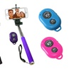iCover Selfie Stick with Aux Cable or Remote for Smartphones