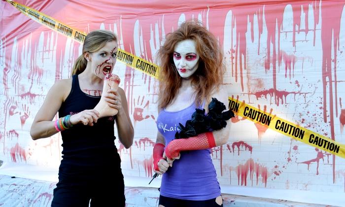 Sebastopol Zombie Run - The Barlow : Race Entry for One or Two for the Sebastopol Zombie Run (Up to 50% Off)