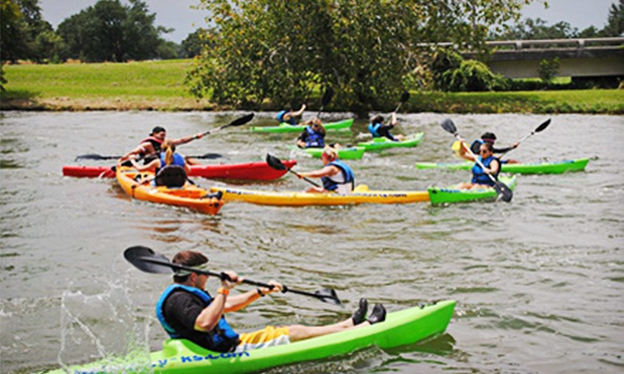 Bayou Kayaks - Bayou St. John: $20 for $40 Toward Kayak Rentals from Bayou Kayaks
