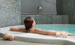 Terme Di Bognanco: Terme di Bognanco: Spa, massaggio e trattamento viso per una o 2 persone (sconto fino a 81%)