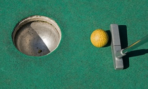 Stone Mountain Family Fun Center: $15 for Four Rounds of Mini Golf at Stone Mountain Family Fun Center in Tecumseh (Up to $30 Value)