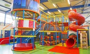 Kabane Parc de jeux: 1, 2 ou 3 entrées pour enfants de 1 à 3 ans ou de 4 à 12 ans dès 3 € au parc de jeux Kabane