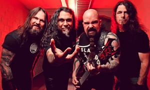 Rockstar Energy Drink Mayhem Festival: Rockstar Energy Drink Mayhem Festival feat. Slayer, King Diamond, and More on Saturday, August 1 (Up to 59% Off)
