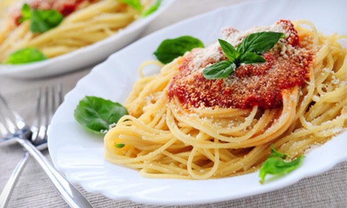 De Vinci's Delicatessen & Catering - Modesto: Italian Dinner with Pasta, Chicken, and Salad for Six or $10 for $20 Worth of Deli Food at De Vinci's Elk Grove