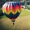 51% Off Hot Air Balloon Ride from D & D Ballooning