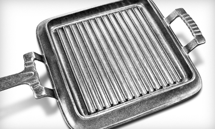Wilton Armetale Factory Store - Mount Joy: Metal Grillware and Serveware at Wilton Armetale Factory Store in Mount Joy (Half Off). Two Options Available.