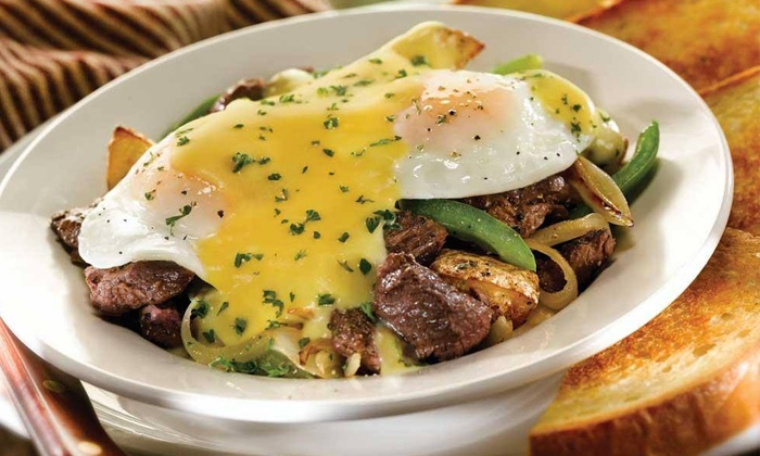 Perkins Restaurant & Bakery - Apex: American Food at Perkins Restaurant & Bakery (Up to 50% Off). Two Options Available