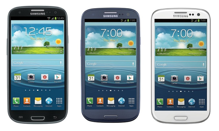 Samsung Galaxy S III 4G LTE for Verizon Wireless: Samsung Galaxy S III - 4G LTE for Verizon Wireless ($99.99 List Price). Free FedEx Shipping Both Ways.