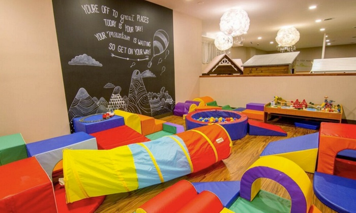 Happy Play Cafe - Happy Play Cafe: Admission for Two Adults or One Child and One Adult at Happy Play Cafe(Up to 33% Off)