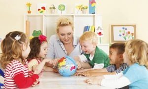 Little Scholars Montessori Academy: Four Weeks of Preschool Childcare from Little Scholars Montessori Academy (55% Off)