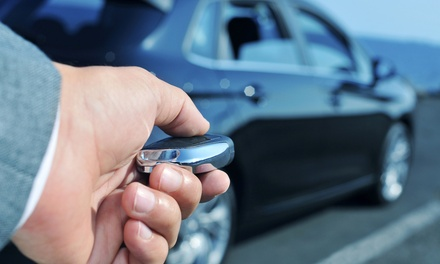 $169 for Remote Car Starter with Installation at Car Tunes($389 Value)