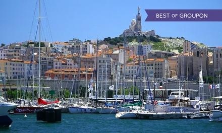 Marseille : 1 à 2 nuits avec petit déjeuner à lhôtel AlizéVieux Port pour 2personnes