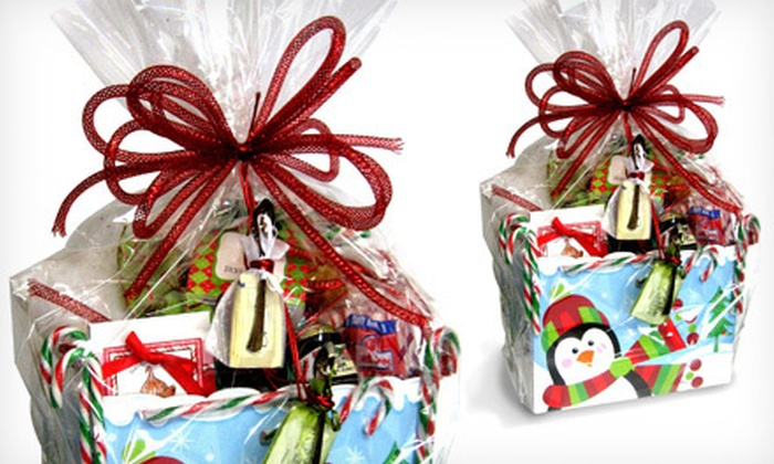 LaRue Gift & Coffee Market - West Omaha: $25 for a Holiday Coffee Gift Basket at LaRue Gift & Coffee Market ($50 Value)
