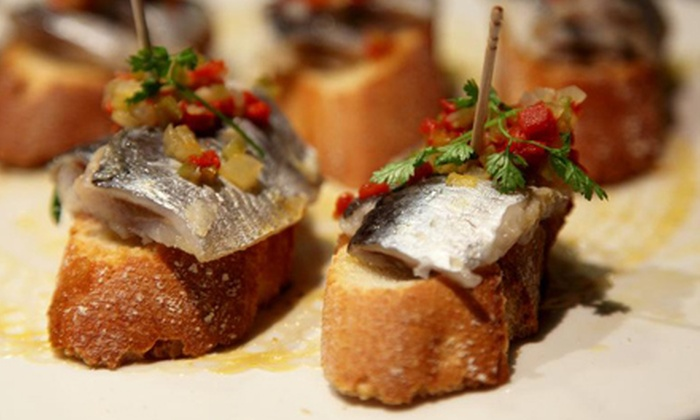 El Matador - North Vancouver: Tapas at El Matador (Up to 50% Off). Two Options Available.