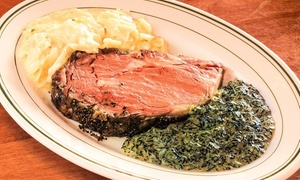 Izzy's Steaks and Chops: Three-Course Prix Fixe Steakhouse Dinner at Izzy's Steaks & Chops in Marina
