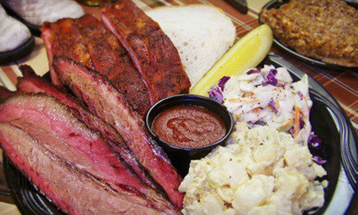 Huntsville Barbecue Company - Huntsville: $6 for $12 Worth of Texas-Style Barbecue at Huntsville Barbecue Company