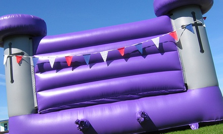 One- or Two-Day Bounce-House Rental with Delivery and Setup from Jumptown Inflatables (Up to 60% Off)