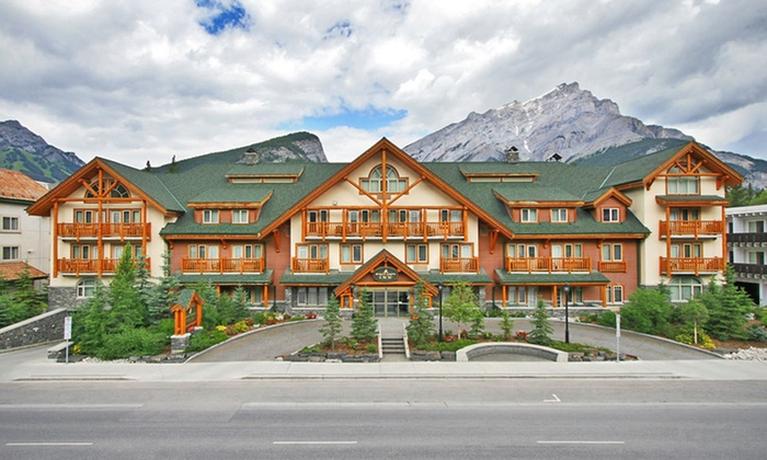 Spruce Grove Inn - Banff, AB: Stay at Spruce Grove Inn in Banff, AB, with Dates into March