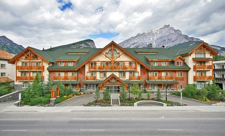Stay at Spruce Grove Inn in Banff, AB, with Dates into March