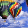47% Off a Hot Air Balloon Ride with Champagne