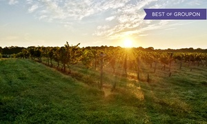 Renault Winery Resort & Golf: Winery Tour and Wine Tasting for Two or Four at Renault Winery Resort & Golf (Up to 52% Off)