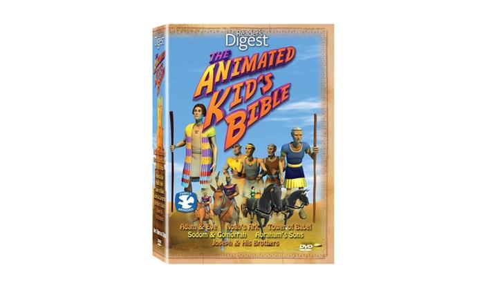 The Animated Kids Bible 3-DVD Set: The Animated Kids Bible 3-DVD Set. Free Returns.