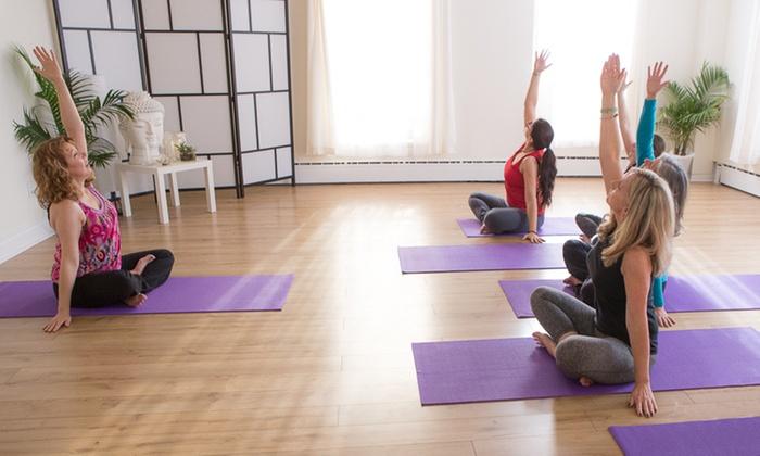 Flourish Vitality Centre - City Center: Up to 68% Off yoga classes at Flourish Vitality Centre