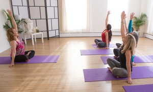 Flourish Vitality Centre: Up to 68% Off yoga classes at Flourish Vitality Centre